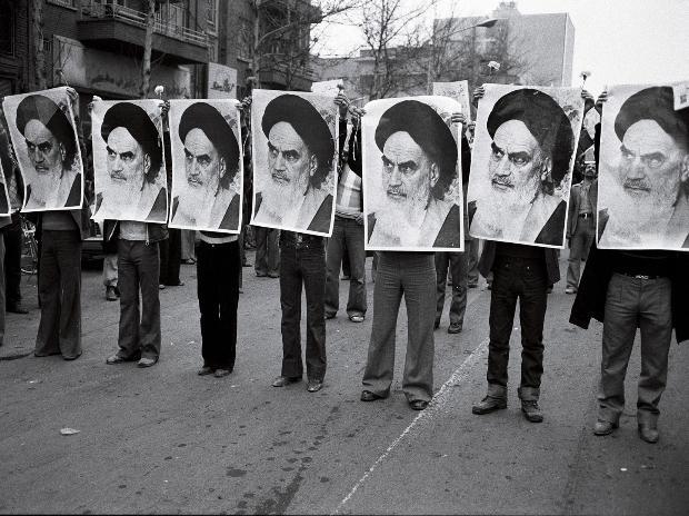 Ayatollah Khomeini, Iranian revolution, islamic revolution