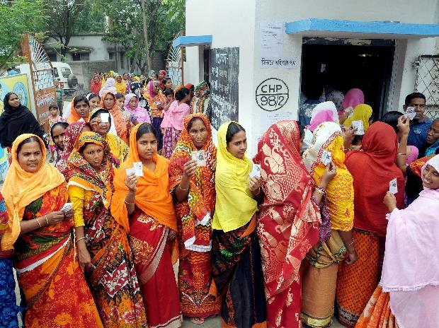 West Bengal panchayat polls, west bengal gram panchayat elections, west bengal rural polls, west bengal panchayat polls violence, TMC, BJP, Uttar Ghazipur, Bhangar, JJPOBC, west bengal panachayat election 2018