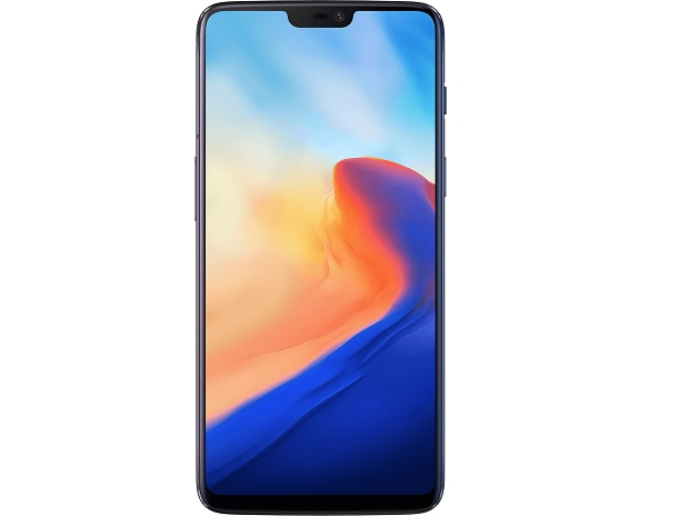 OnePlus 6: Notch-based screen