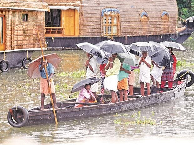 Monsoon to hit Kerala coast on May 29, three days ahead of schedule
