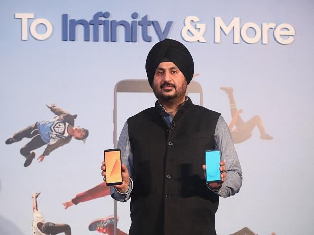 Samsung launches Galaxy J6, Galaxy J8, Galaxy A6 and Galaxy A6+