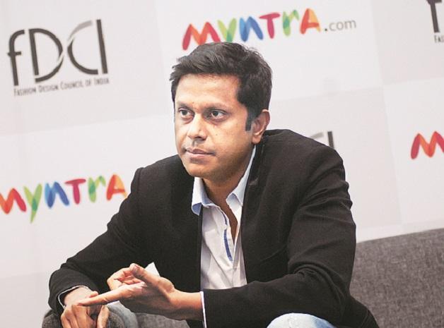 Myntra founder Mukesh Bansal