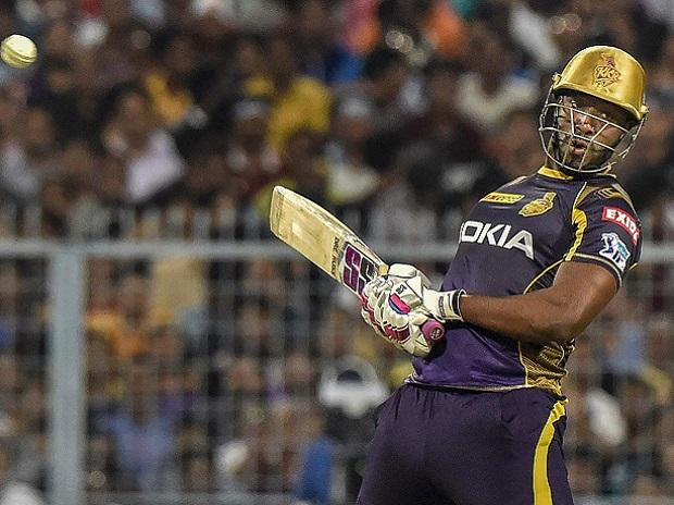 Andre Russell brings KKR back in the game