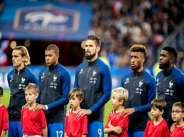 France World Cup squad: Deschamps heads to Russia with star-studded line-up