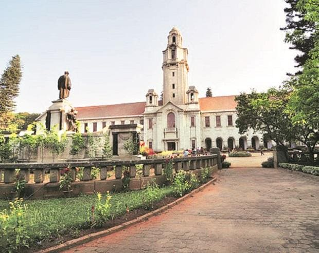 IISc in top 100 world university list again
