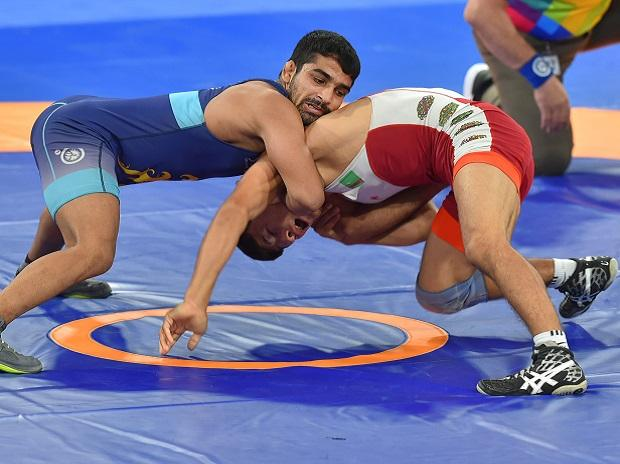 Asian Games  Bajrang Punia Wins Wrestling Final India Gets First Gold Business Standard News