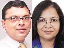 Abheek Barua & Bidisha Ganguly