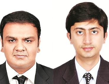 Harsh Walia & Shobhit Chandra