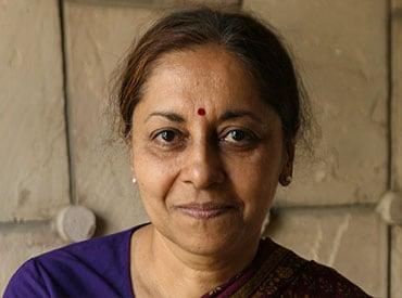 Indira Rajaraman