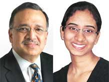 Pramath Raj Sinha & Mrudula N S