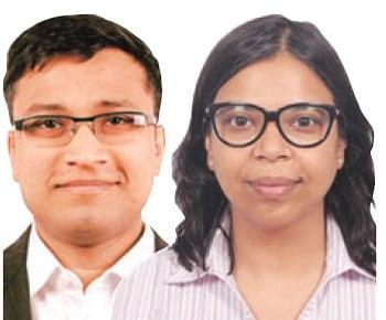 Rajat Gupta & Saipriya Sarangan