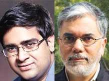Shubho Roy & Ajay Shah