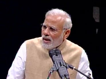 Live: The World accepts 21st Century is India's Century: Modi