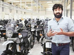 Royal Enfield to invest Rs 600 cr in new plant