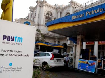 Mobile wallet use at petrol pumps surges amid safety concerns