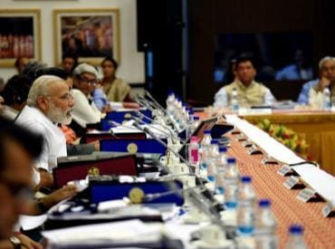 Watch: At third Niti Aayog meet, PM lauds GST as cooperative federalism