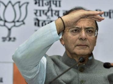 Govt addressing economic challenges: Jaitley