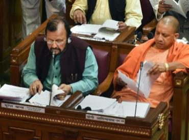 Adityanath govt tables supplementary budget of Rs 11,388 cr