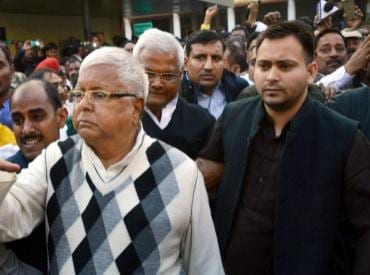 Lalu gets 14 yrs in jail in fodder scam: You reap what you sow, says BJP