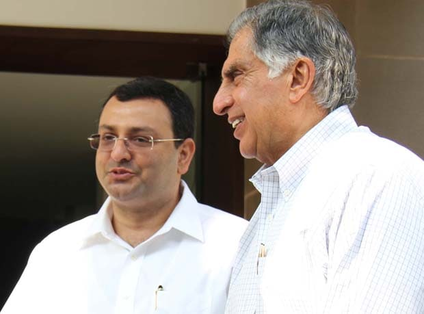 Cyrus Mistry removed as Tata Sons Chairman, Ratan ...