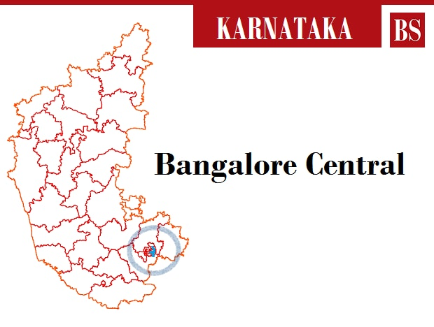 Bangalore Central Lok Sabha Election Results 2019: Bangalore
