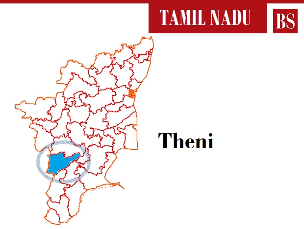 Theni Lok Sabha Election Results 2019: Theni Election Result