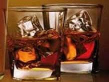 whisky, liquor, alcohol