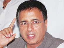 It was the Congress govt which started the process to blacklist Agusta :   Randeep Surjewala, Congress' communication chief