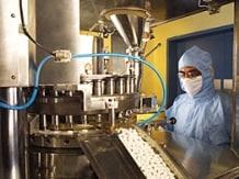 Shasun's formulation facility in Puducherry