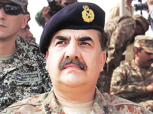 Pakistan Army General Raheel Sharif
