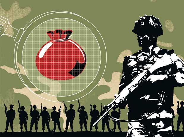 Black money law helps OROP soldier on