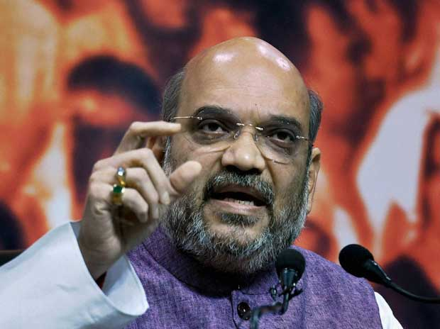 BJP has given 'decisive' govt: Amit Shah
