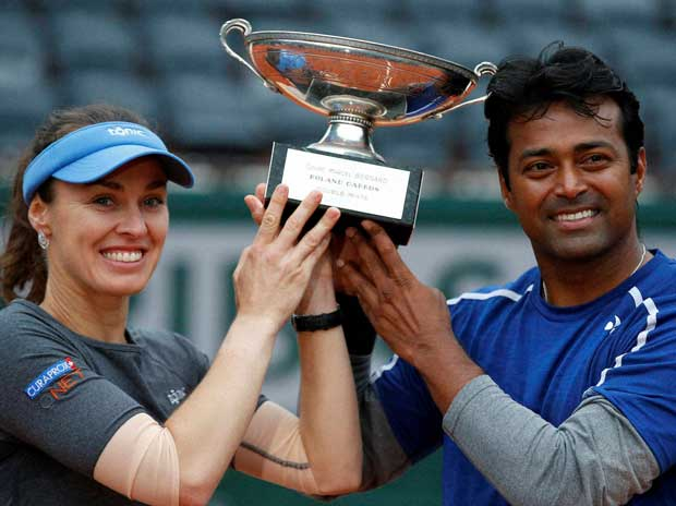 Leander Paes gets Olympic ticket, paired with Rohan Bopanna