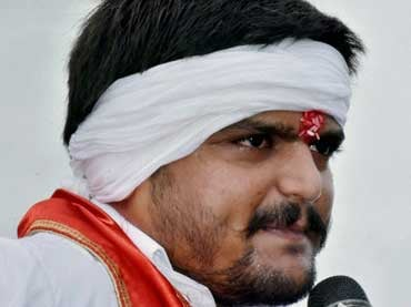 We'll snatch reservation if not given, Hardik Patel threatens