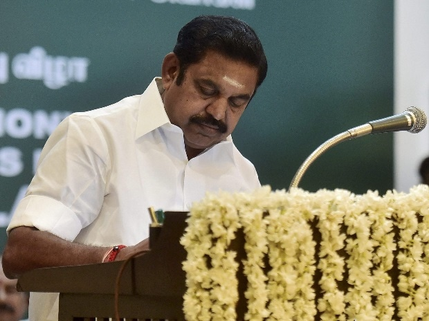 Setback to AIADMK merger talks: Palaniswami, Panneerselvam trade charge