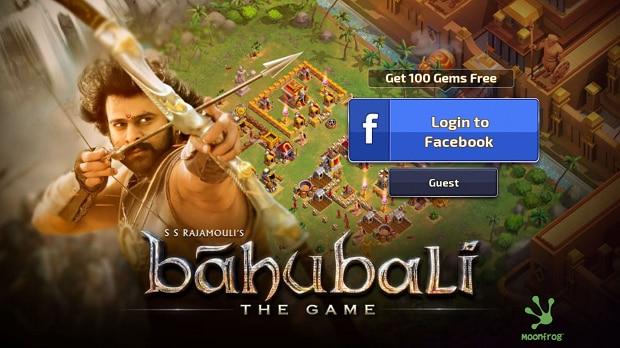 Baahubali The Game