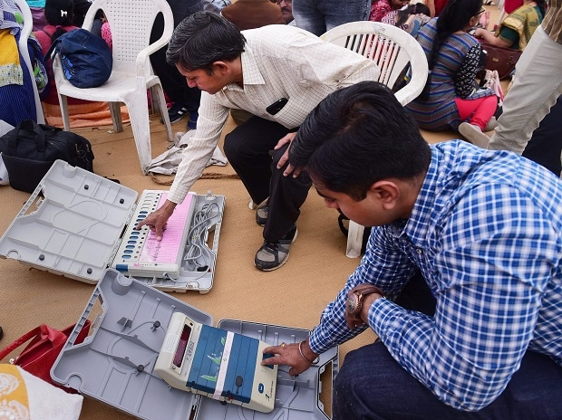 Gujarat elections vote counting