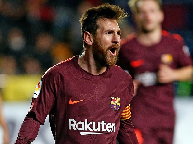 Lionel Messi Can Trademark Name For Sports Goods Says Eu