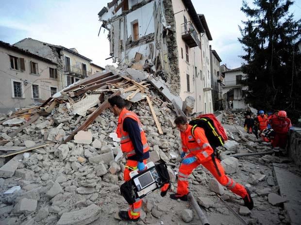 Earthquake, Italy, Myanmar, Amatrice