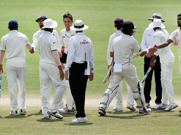 India, New Zealand, Test match, Cricket