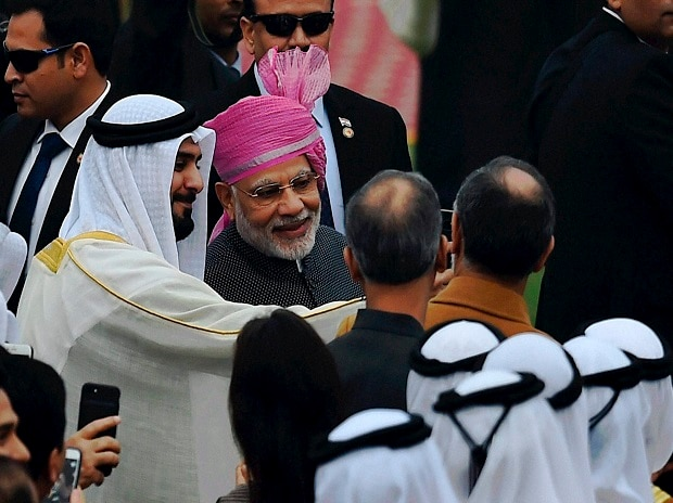 Republic Day, Narendra Modi, UAE, India