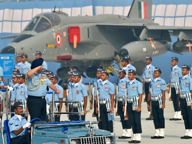 IAF 85th anniversary, IAF celebrations, Air Force, Indian Air Force, IAF, Air Force Day, IAS chief Dhanoa, IAF helicopter, B S Dhanoa, Hindon Air Force base, Indian Air Force celebrations