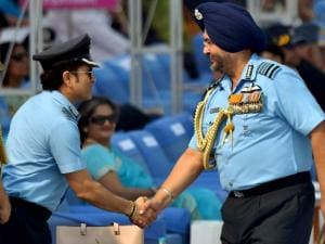 Indian Air Force puts up a grand show on 85th anniversary