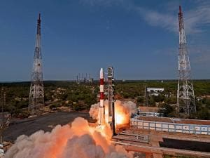 Isro launches Cartosat-2 satellite