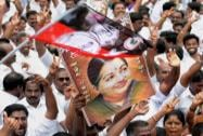 Jaya acquitted, AIADMK supporters celebrate