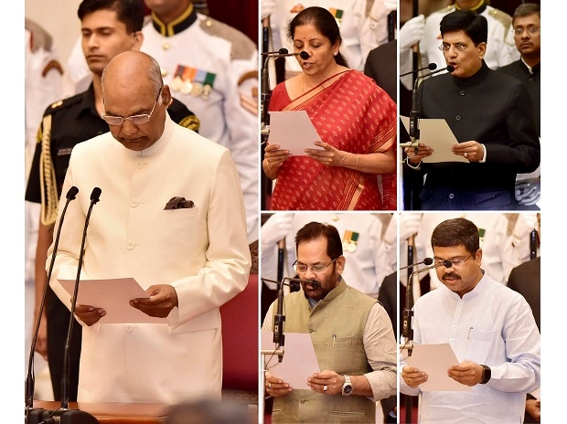 Meet the new ministers in Modi Cabinet | Photo Gallery - Business ...