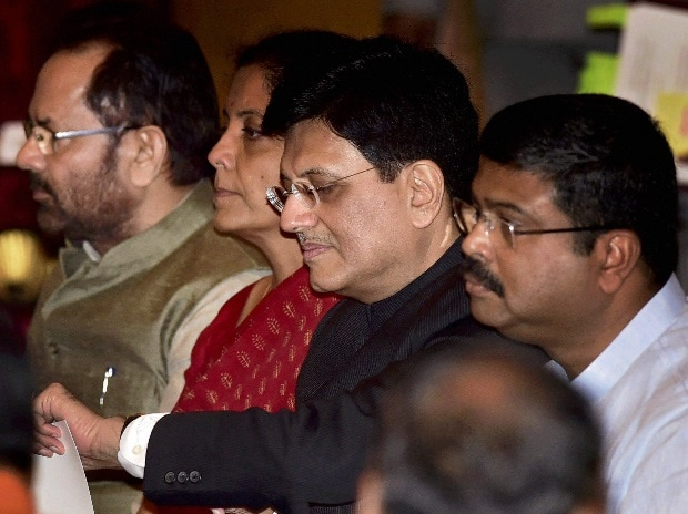 Piyush Goyal, Narendra Modi Cabinet ministers, BJP Cabinet ministers, Cabinet reshuffle India, Cabinet news, Modi cabinet ministers, Modi portfolio