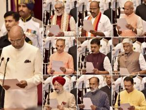 Meet the new ministers in Modi Cabinet