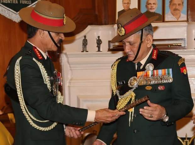 General Dalbir Singh, Amar Jawan Jyoti, COAS, Indian Army, General Bipin Rawat