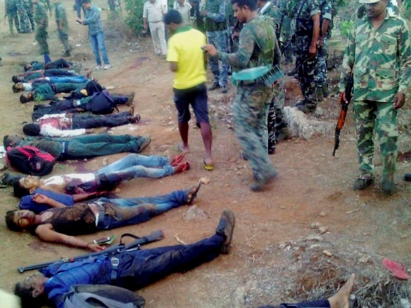 Jharkhand, Palamu Police, Cobra, CRPF, Encounter, Killed, Maoists, Cobra CRPF, Ranchi Highway, Palamau, 12 Maoists